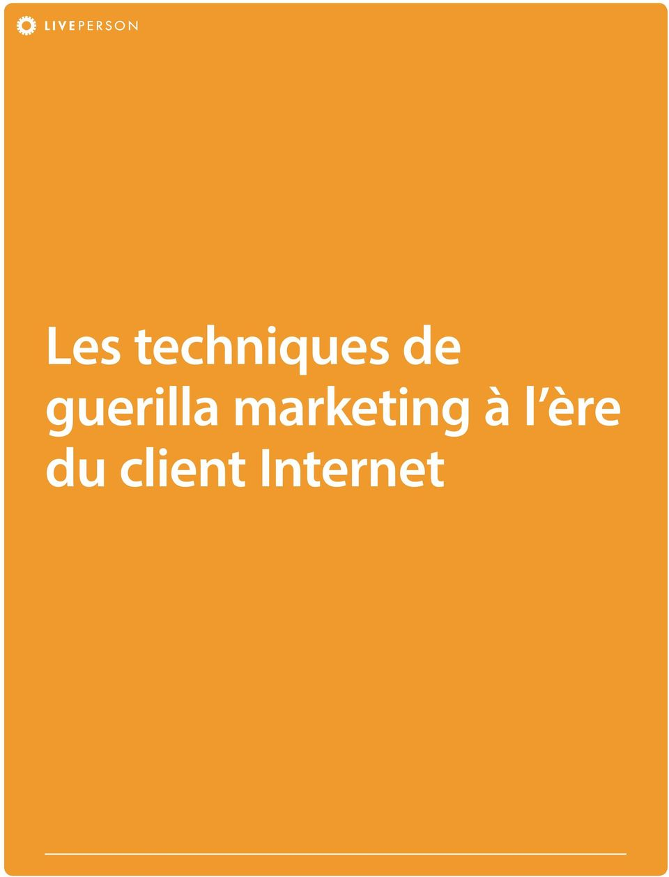 marketing à l