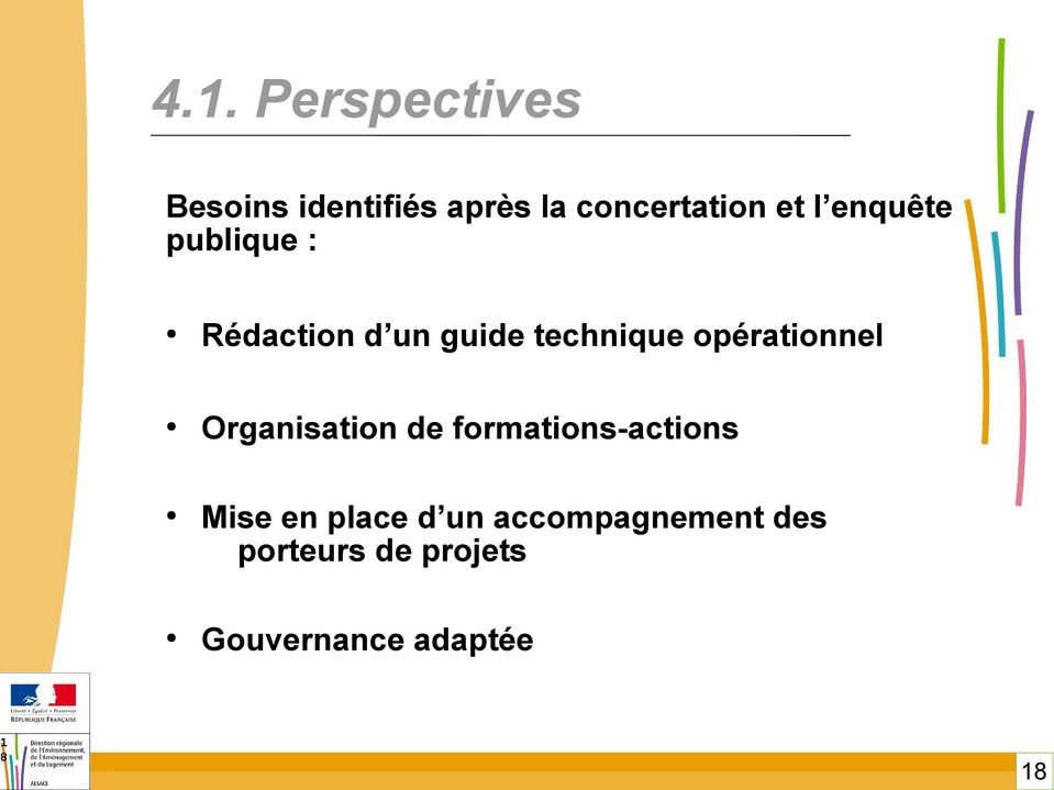 technique opérationnel Organisation de formations-actions