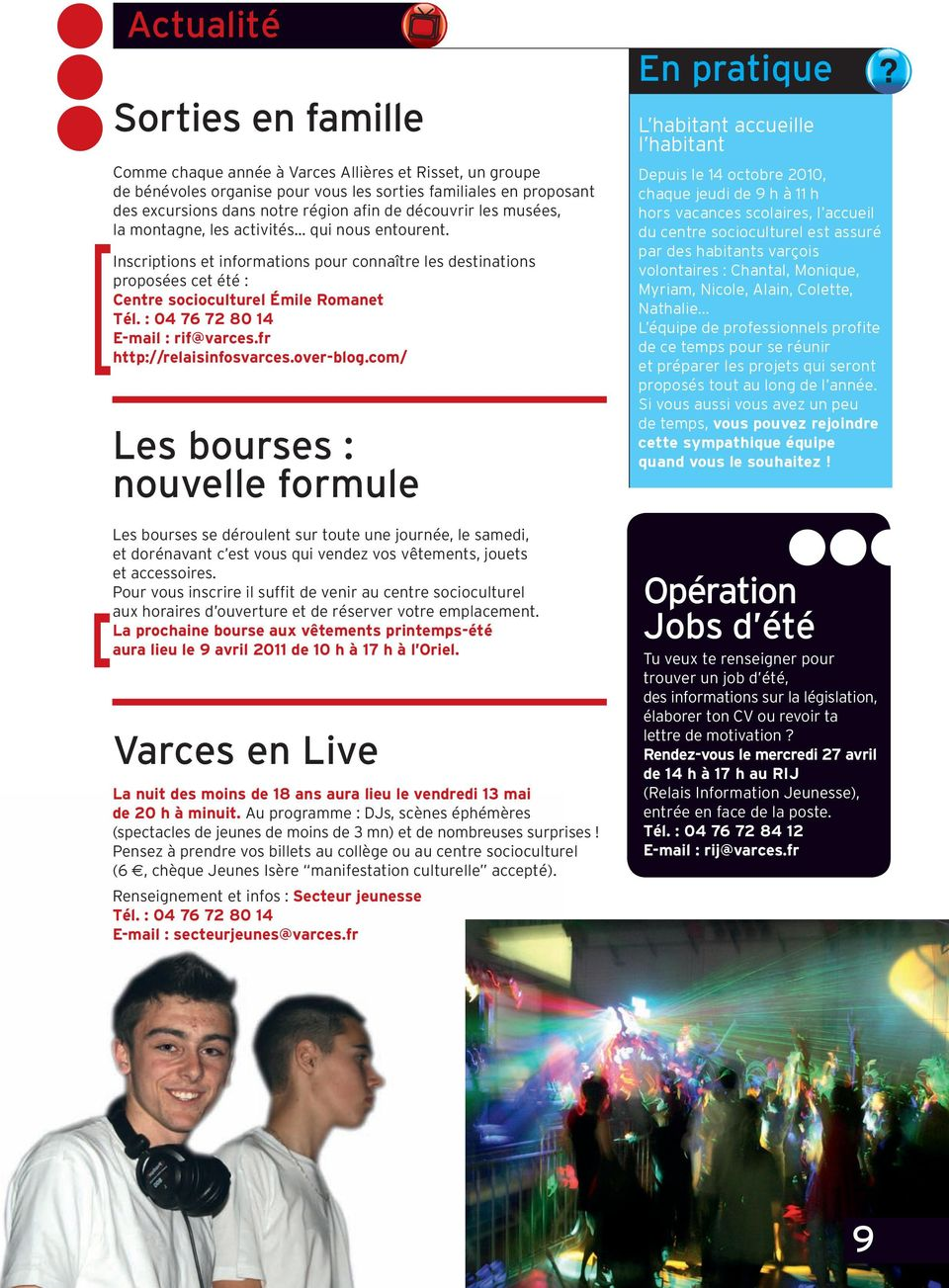: E-mail : rif@varces.fr http://relaisinfosvarces.over-blog.