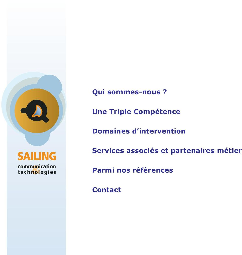 intervention Services associés