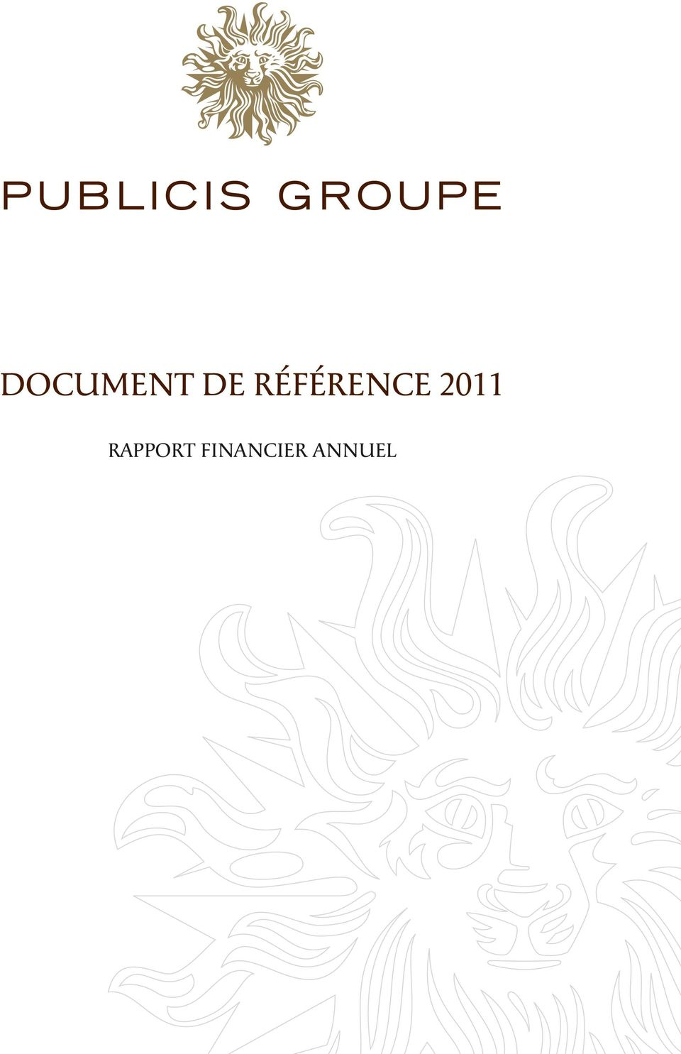 2011 RAPPORT