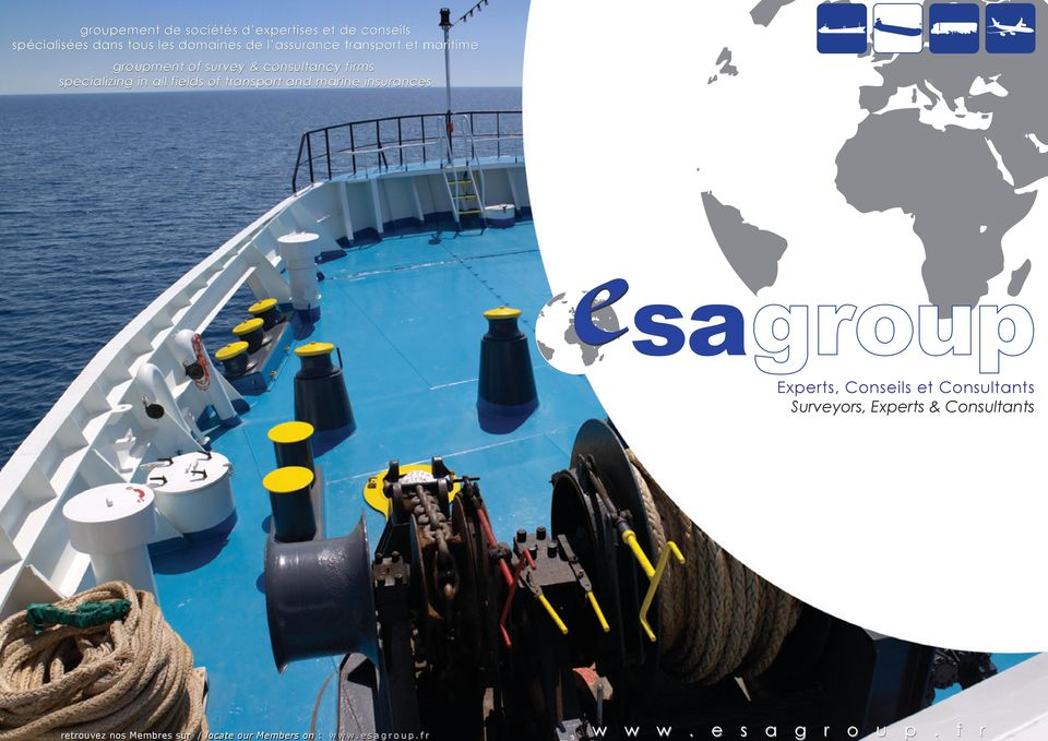 l assurance transport et maritime groupment of survey & consultancy firms specializing in