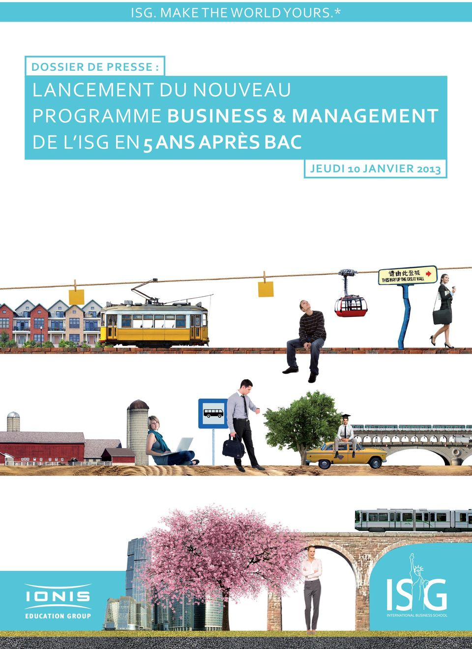 NOUVEAU PROGRAMME BUSINESS & MANAGEMENT
