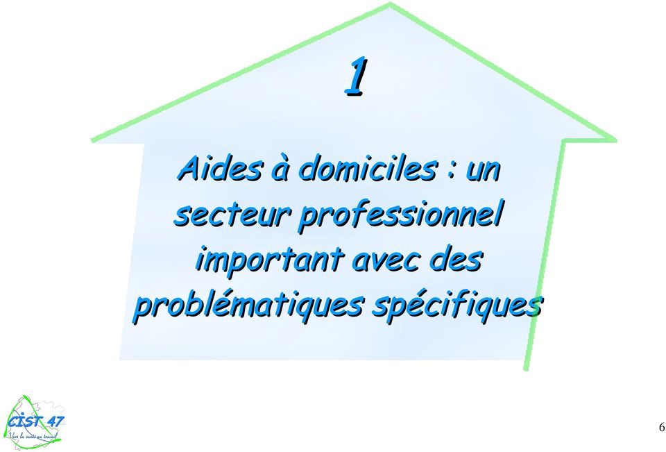 professionnel important