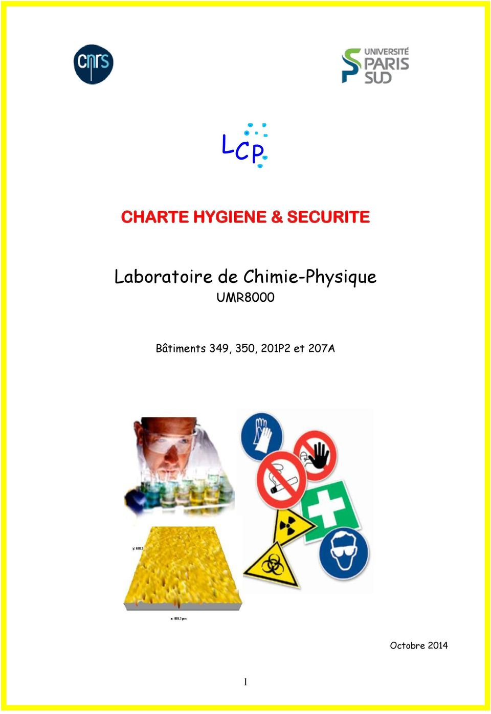 Chimie-Physique UMR8000