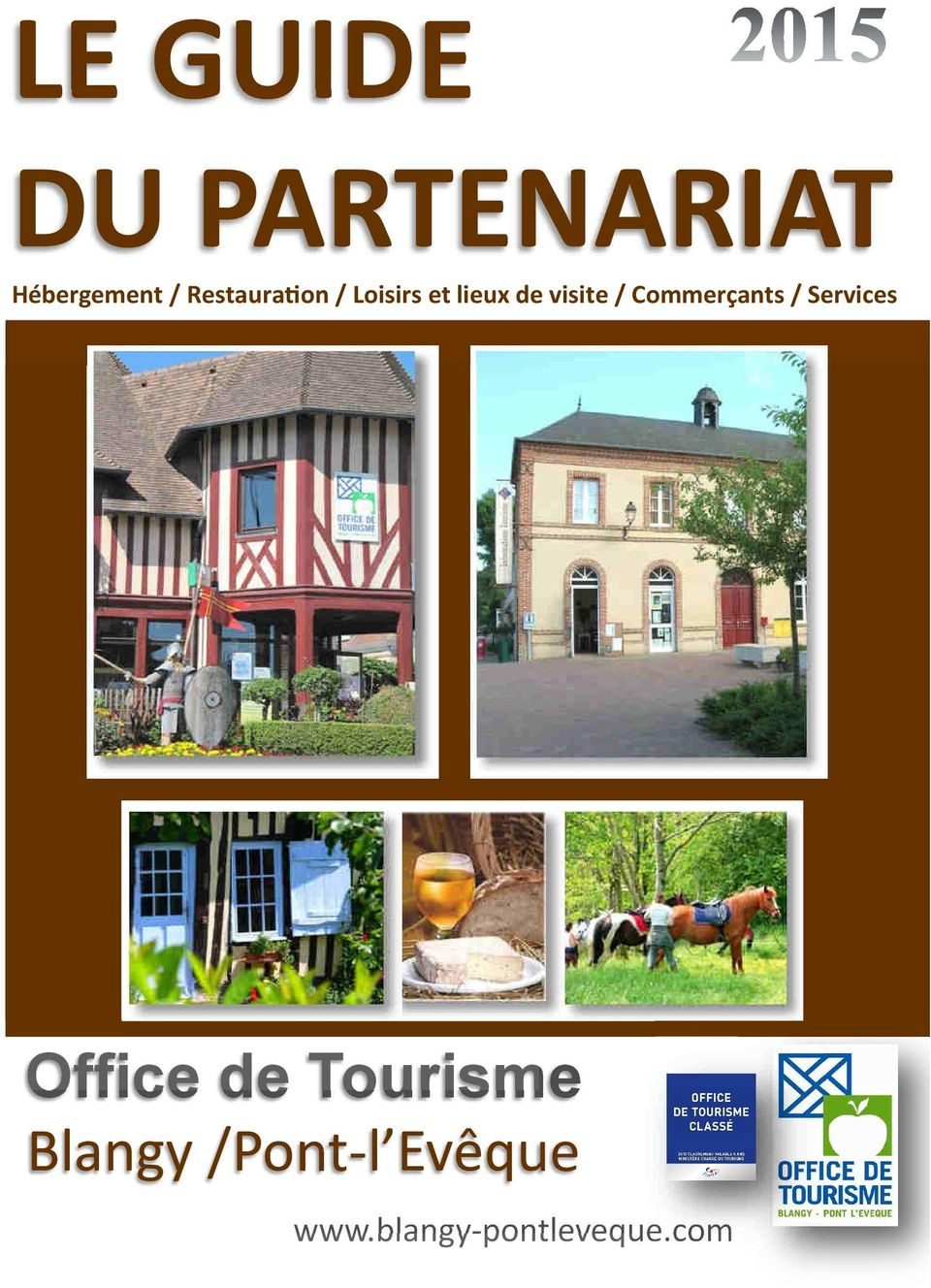 Commerçants / Services Office de Tourisme