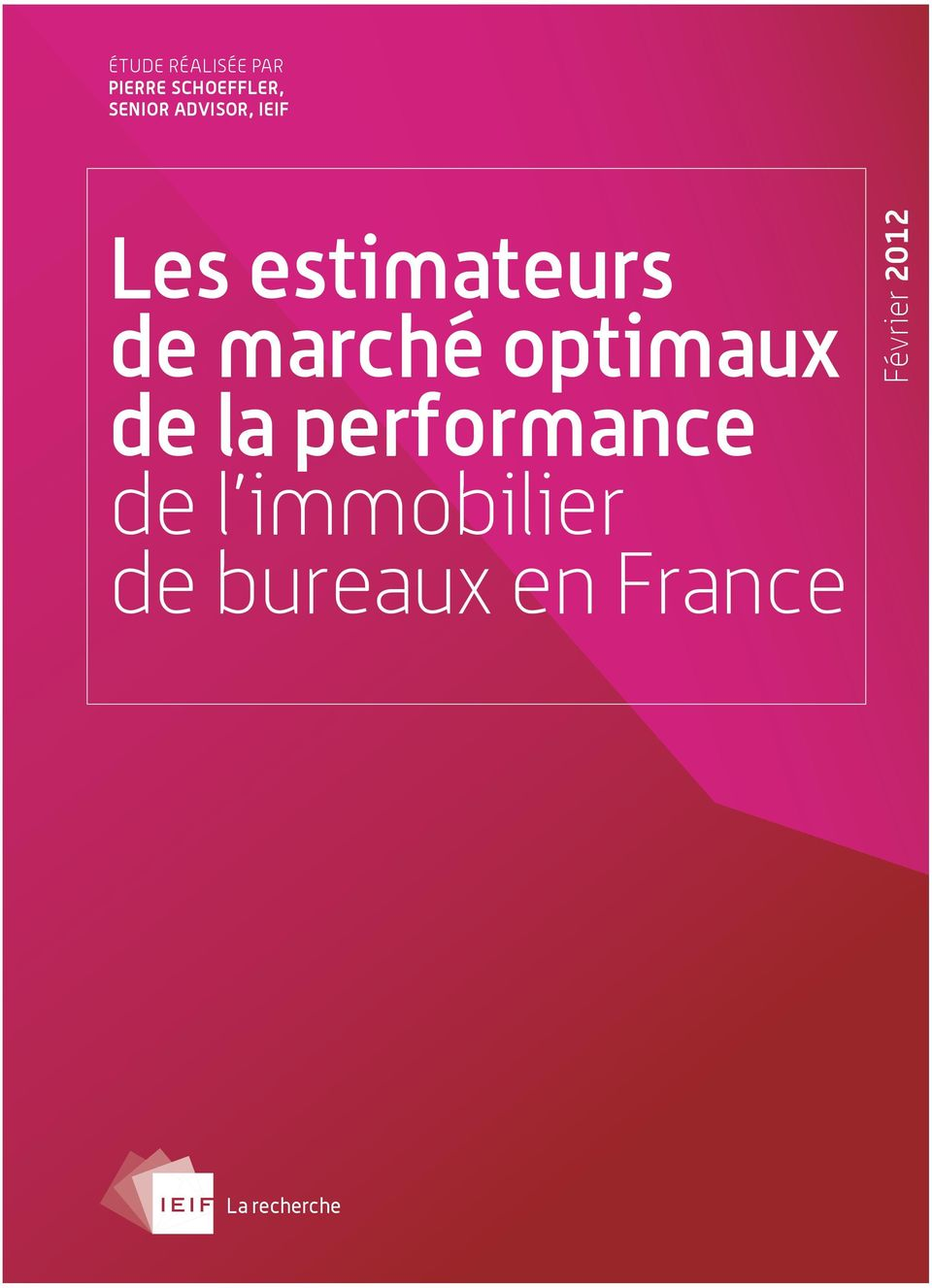 marché optimaux de la performance de l