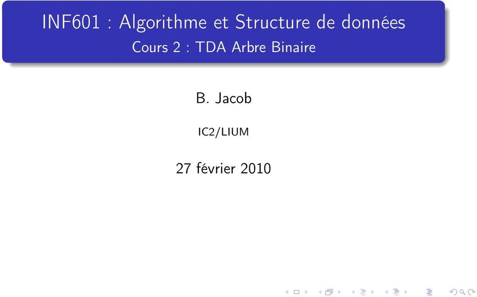 Jacob IC2/LIUM