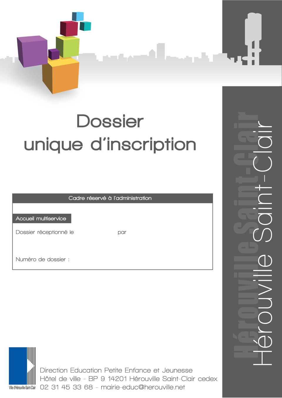 Accueil multiservice Dossier