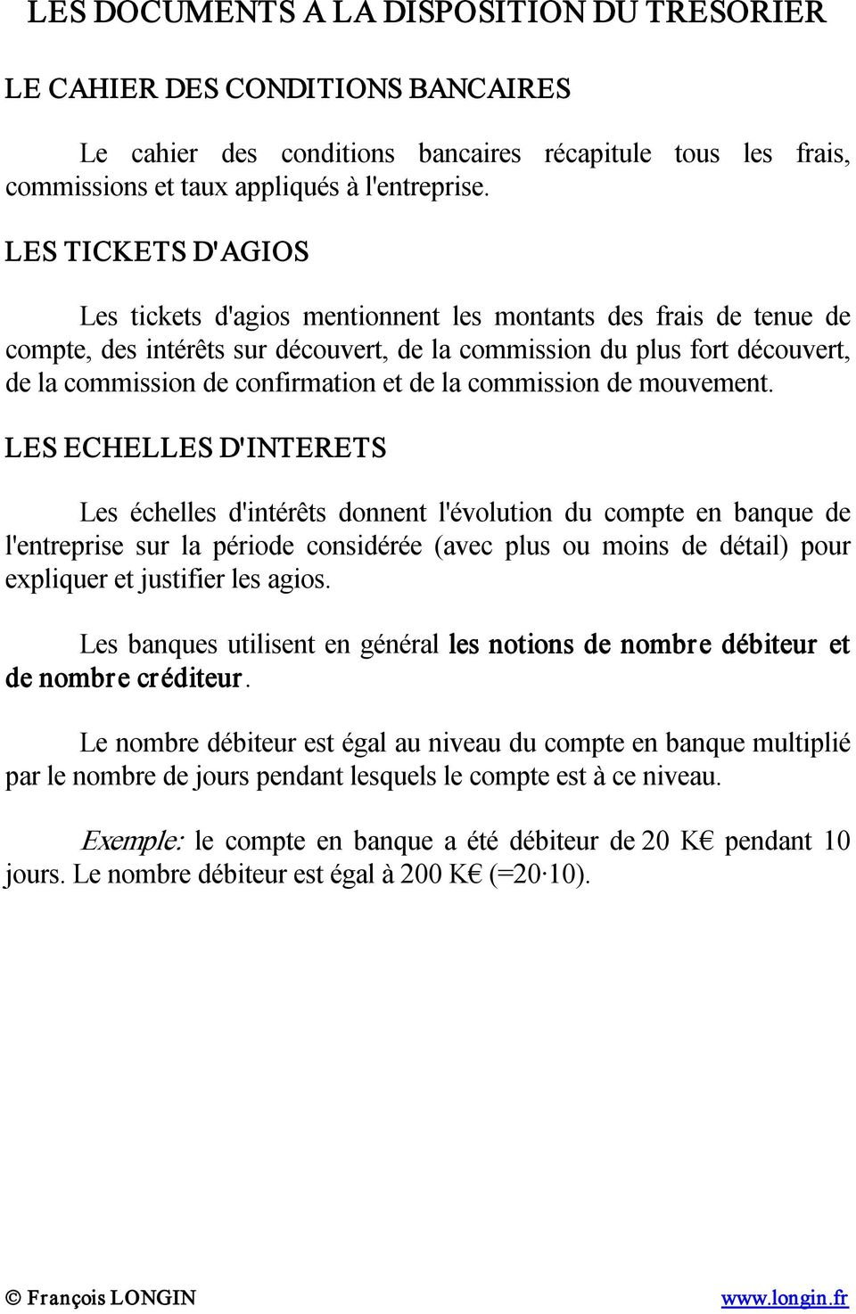 de la commission de mouvement.