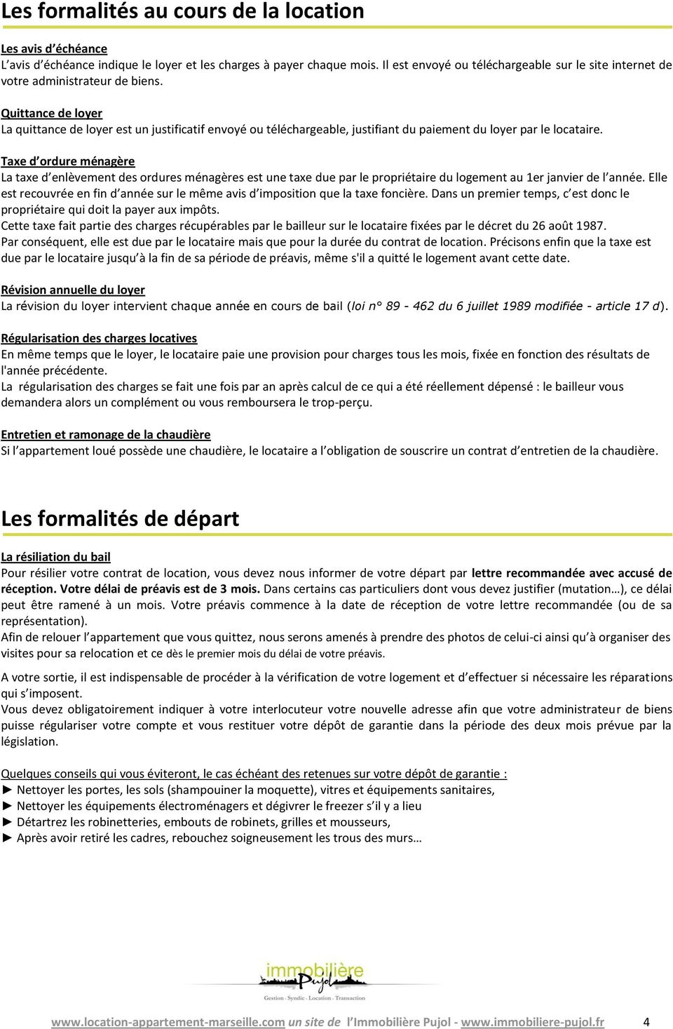 gestion syndic location transaction guide du locataire pdf. Black Bedroom Furniture Sets. Home Design Ideas