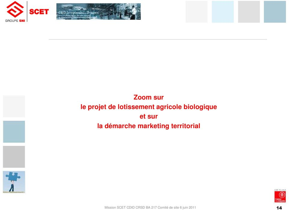 marketing territorial Mission SCET