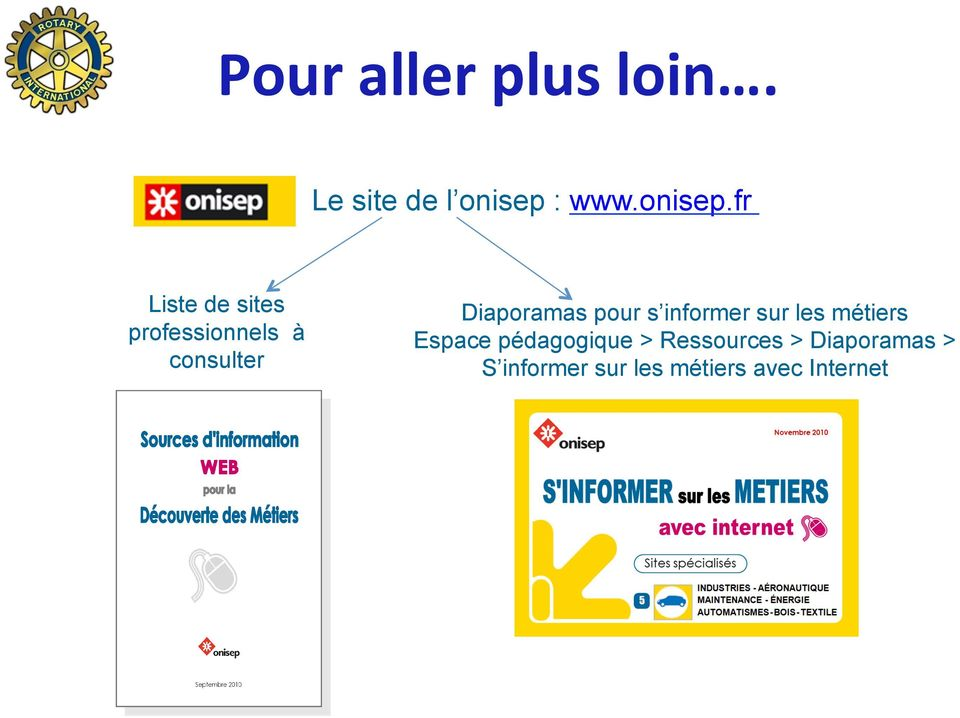 fr Liste de sites professionnels à consulter Diaporamas