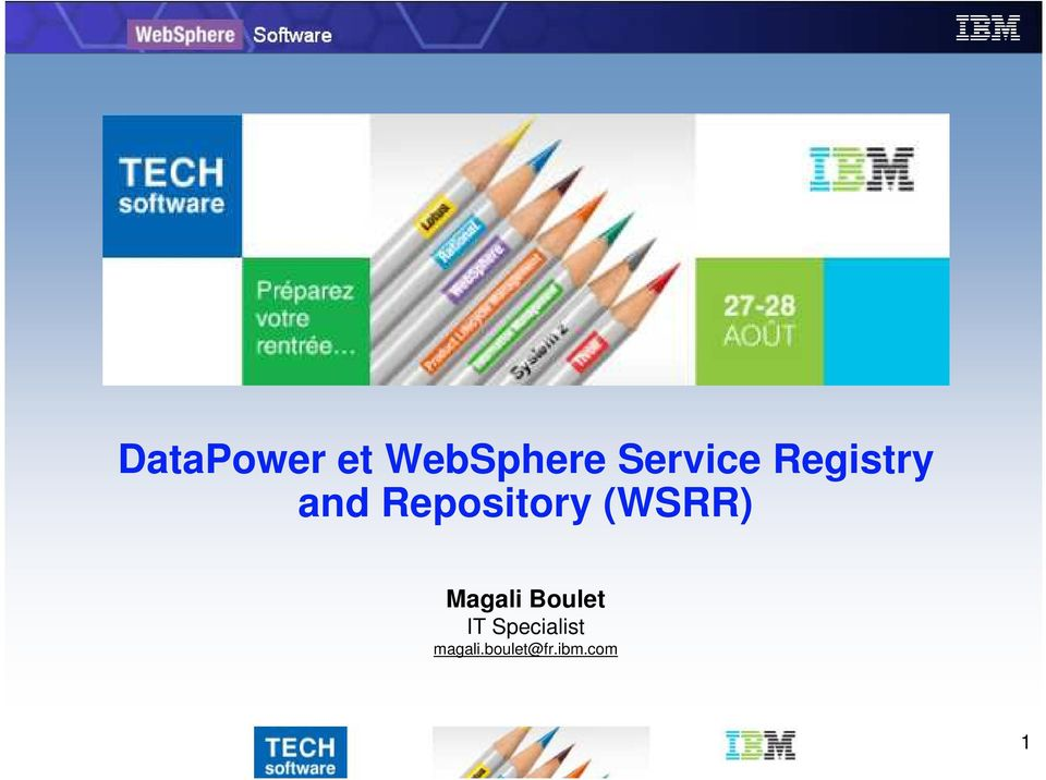 Repository (WSRR) Magali