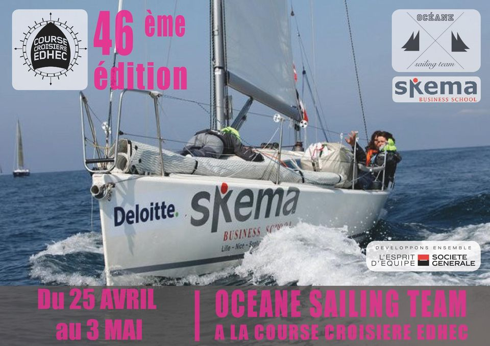 OCEANE SAILING TEAM