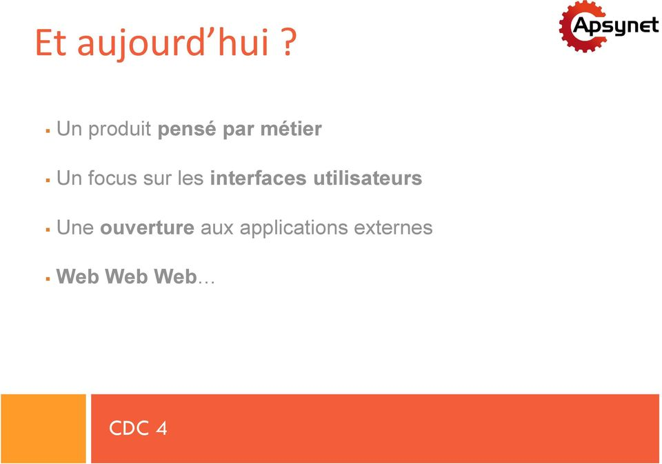 focus sur les interfaces