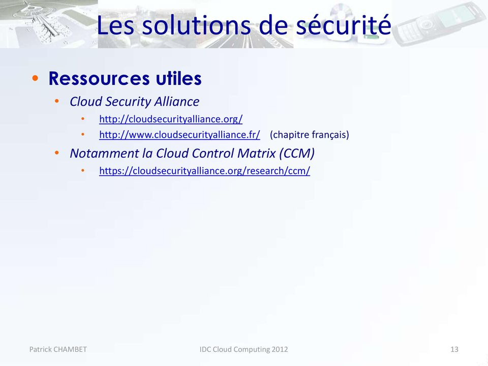 org/ http://www.cloudsecurityalliance.