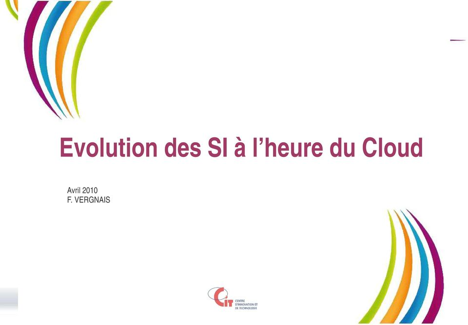 du Cloud Avril
