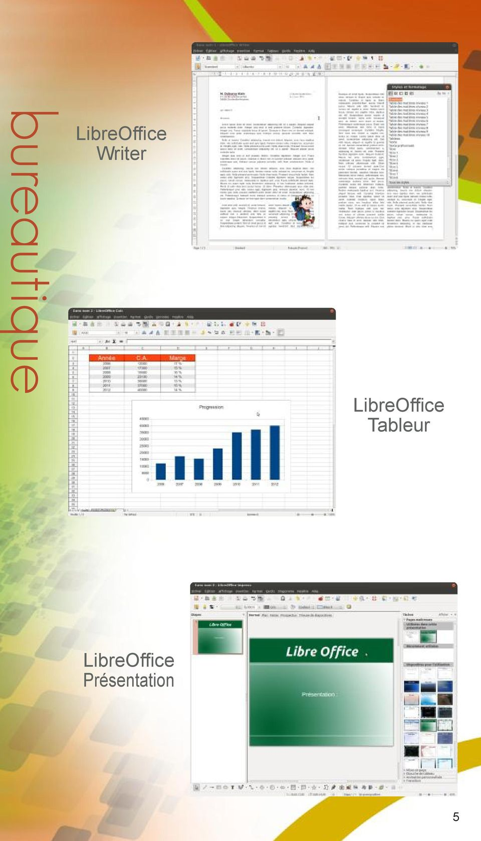 LibreOffice Tableur