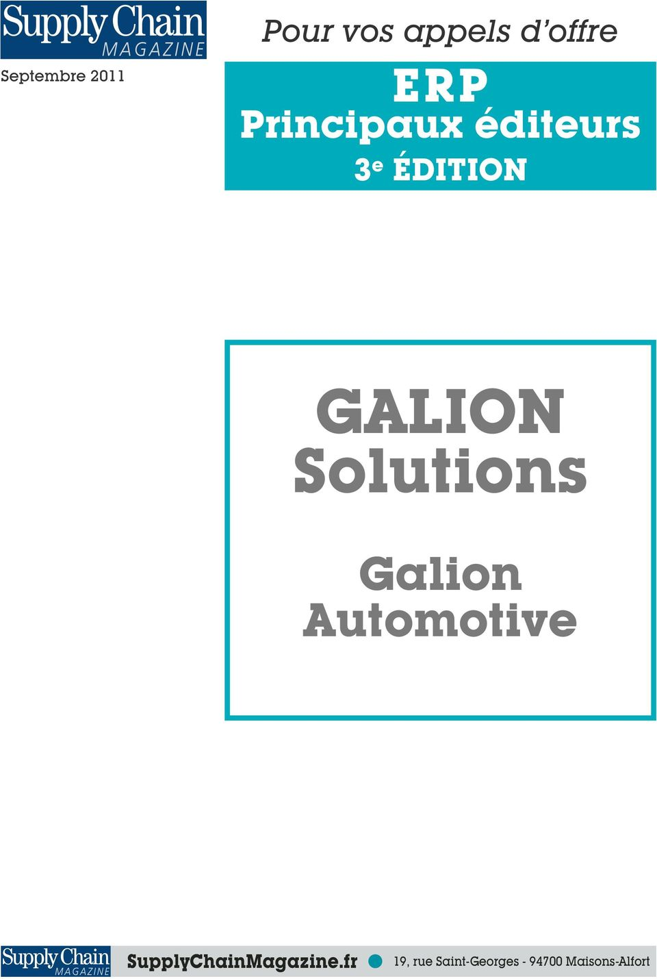 Solutions Galion Automotive