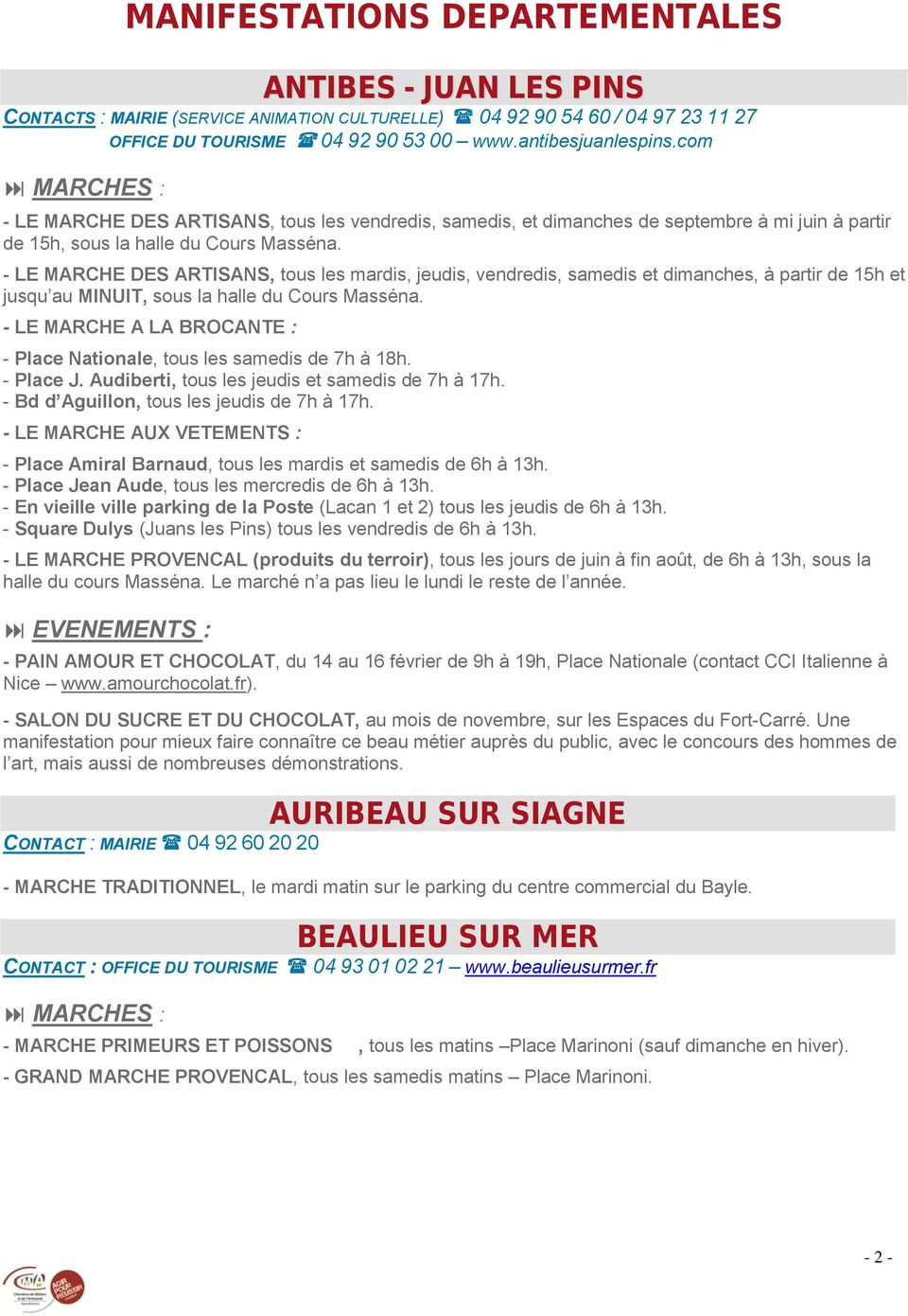 Manifestations departementales pdf - Beaulieu sur mer office du tourisme ...