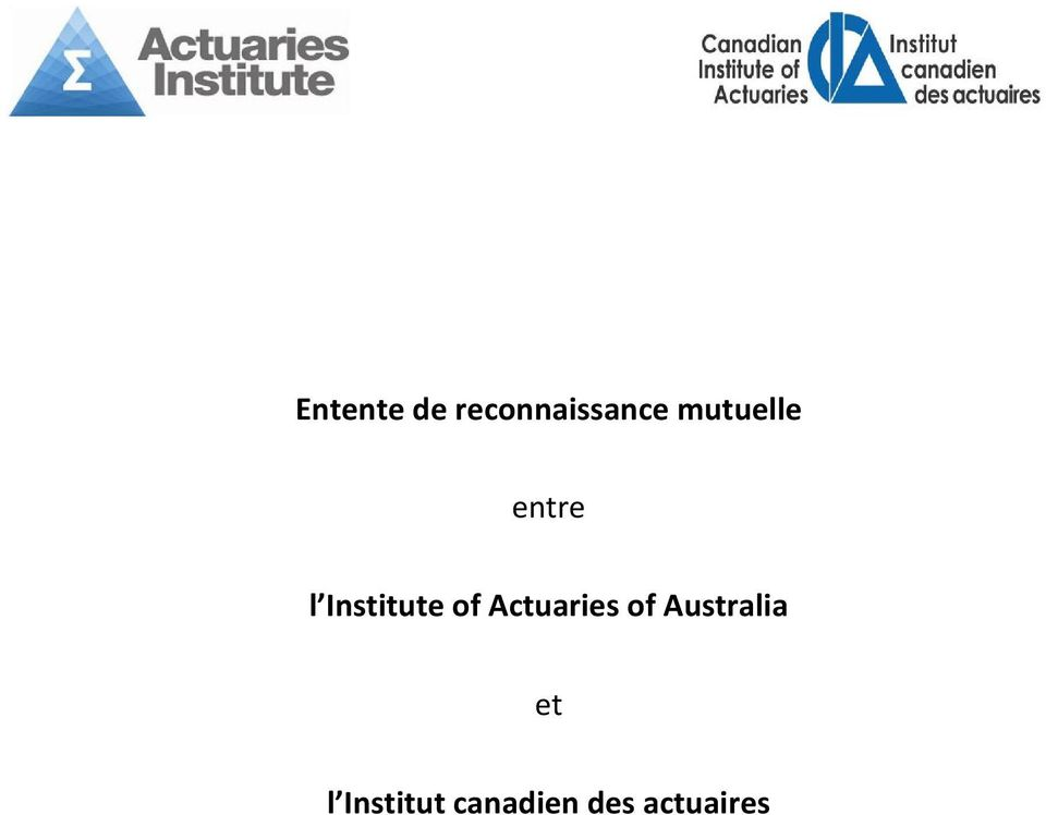 of Actuaries of Australia et