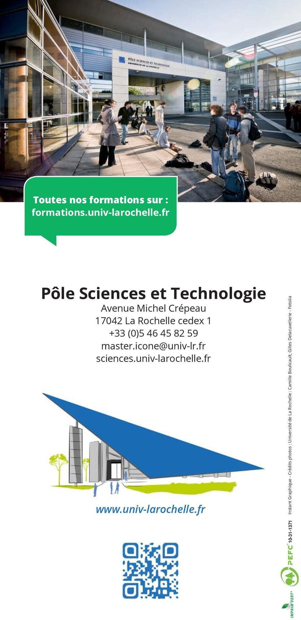 46 45 82 59 master.icone@univ-lr.fr sciences.univ-larochelle.