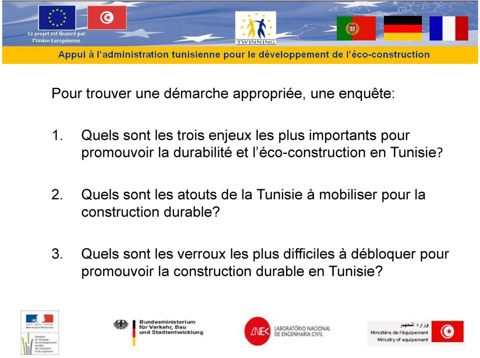 éco-construction en Tunisie? 2.