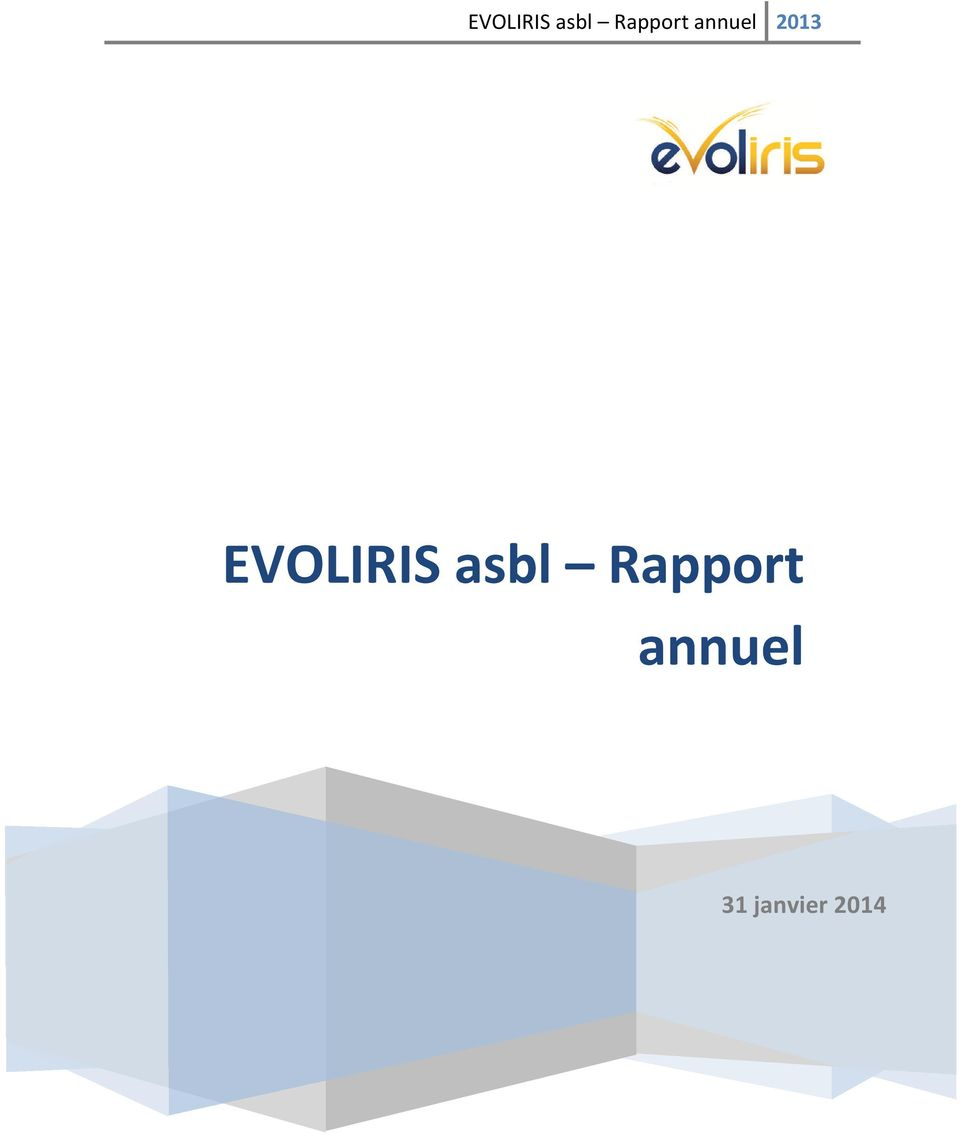 Rapport annuel 3