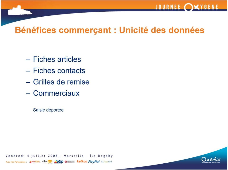 articles Fiches contacts