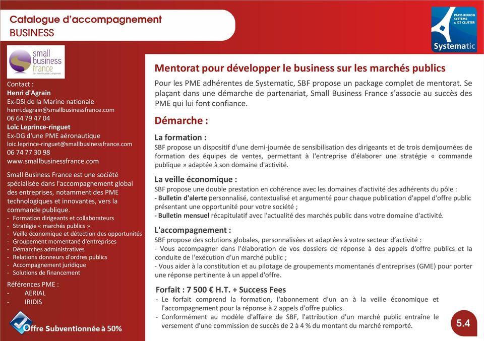 com 06 74 77 30 98 www.smallbusinessfrance.