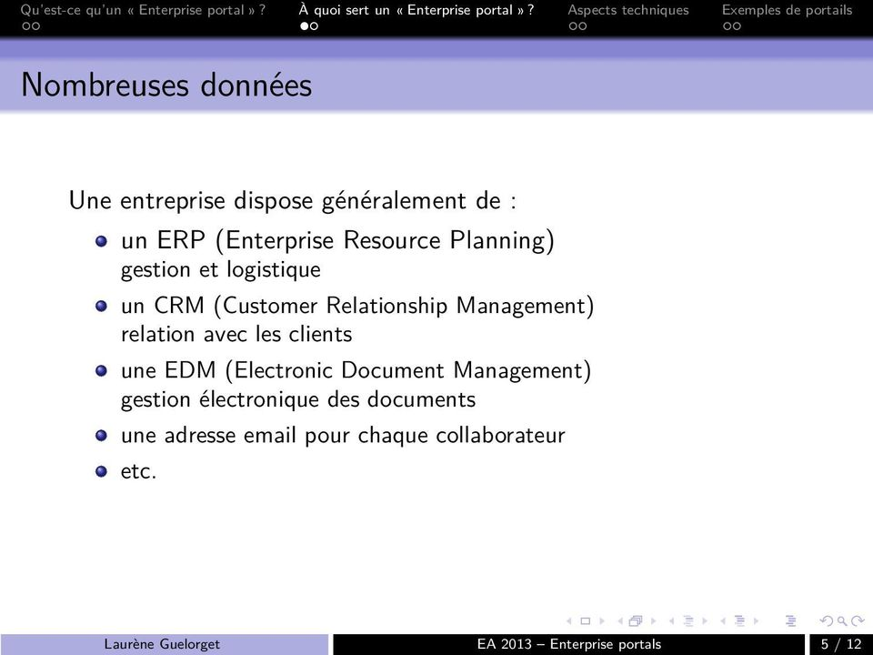 les clients une EDM (Electronic Document Management) gestion électronique des documents