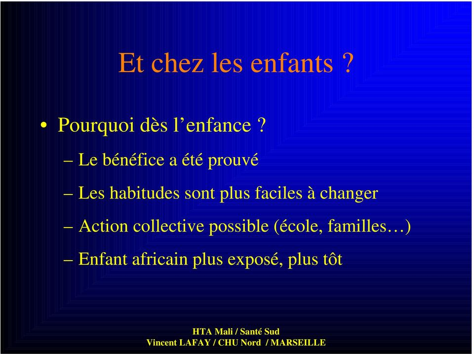 faciles à changer Action collective possible