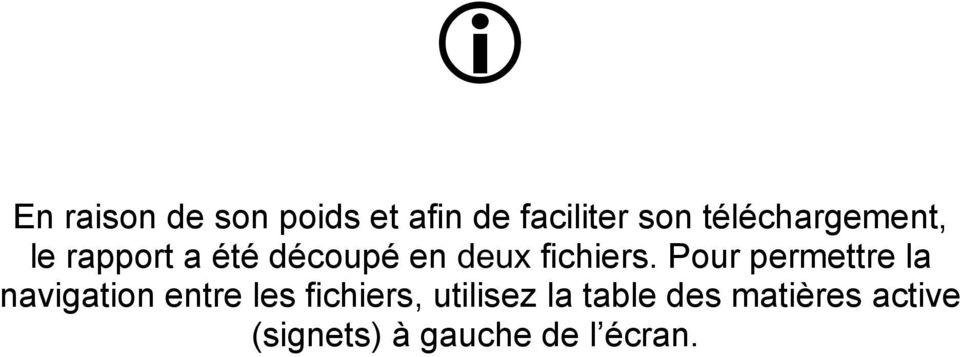 fichiers.