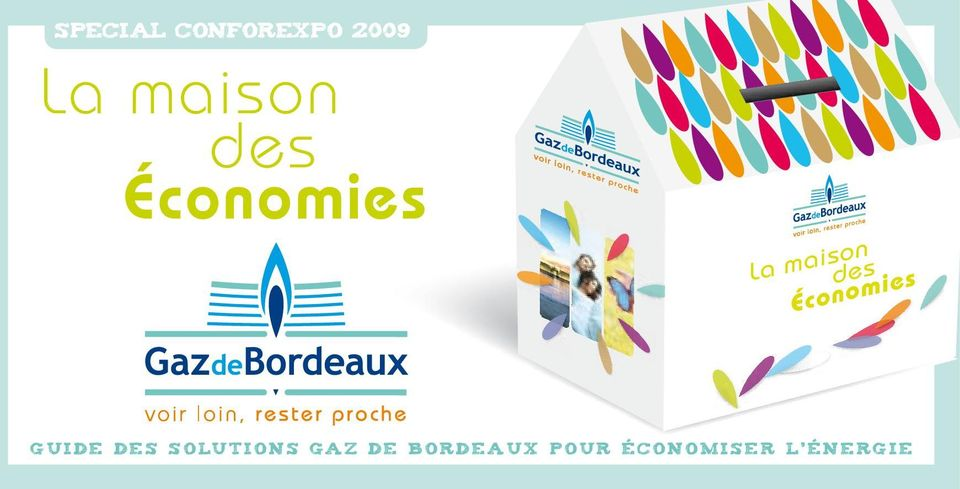 solutions Gaz de Bordeaux p o u r