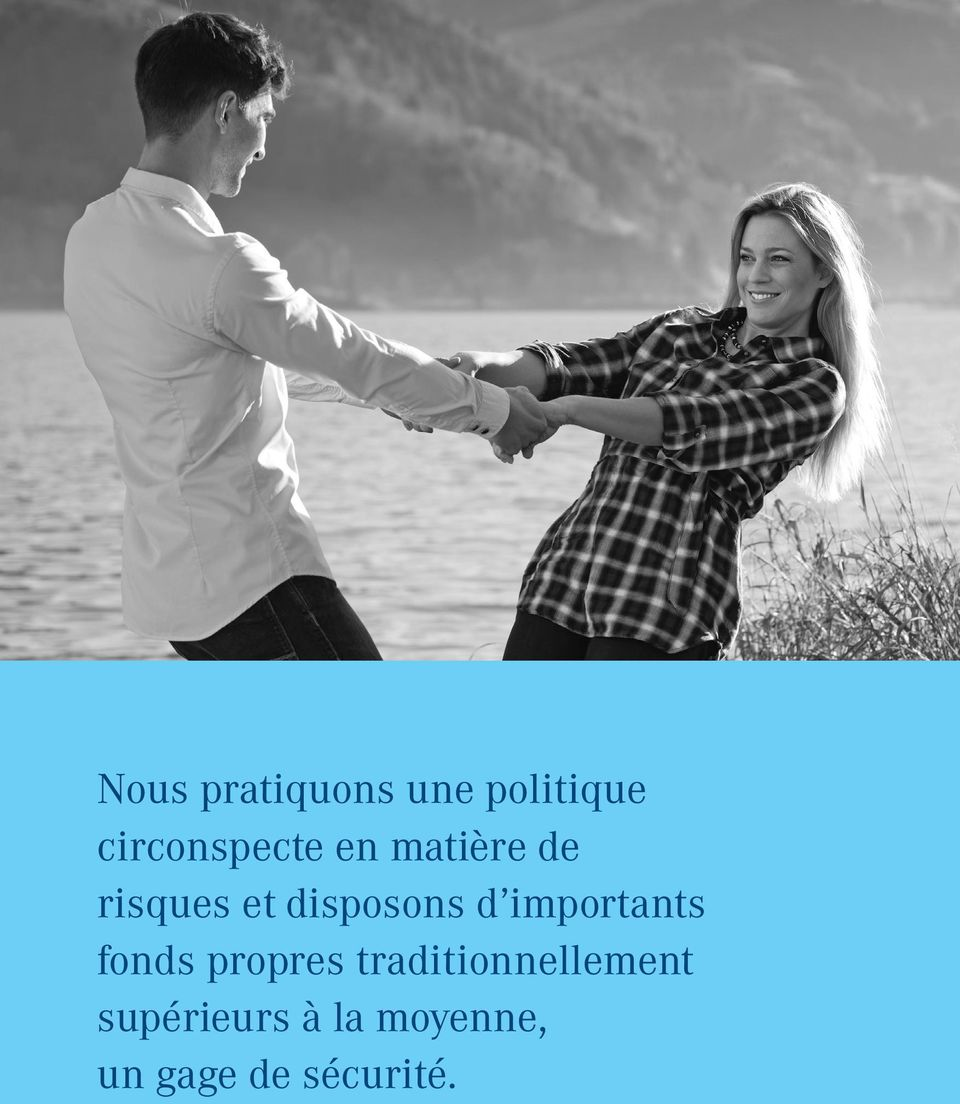 importants fonds propres