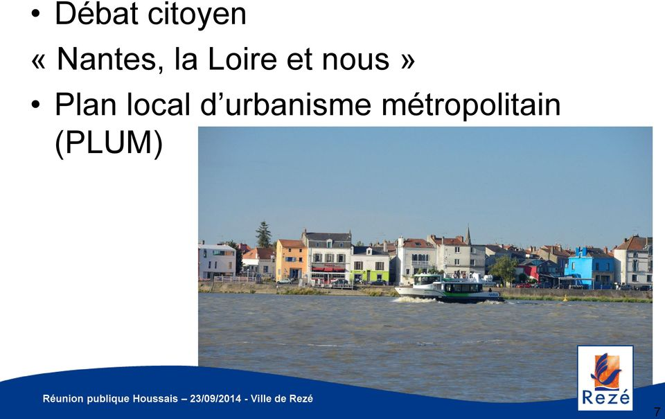 nous» Plan local d