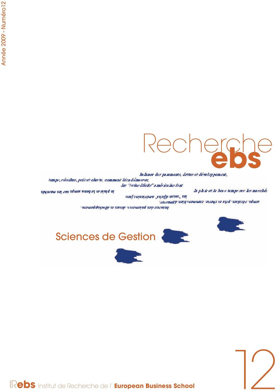Gestion IRebs Institut de