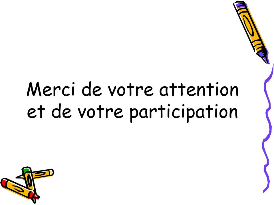attention et