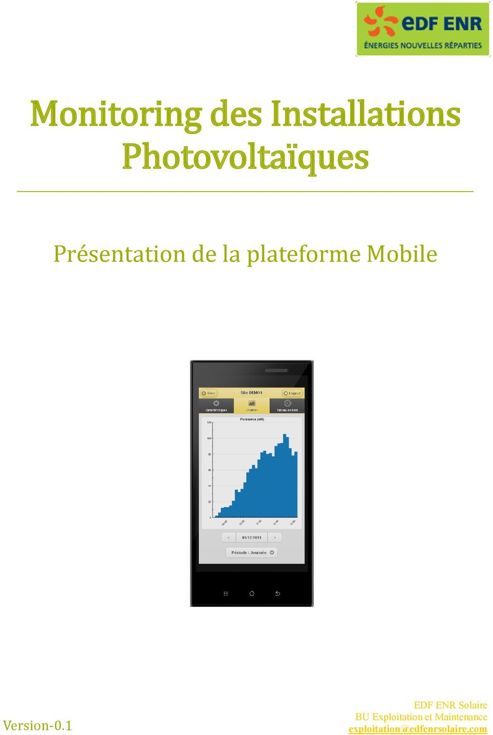plateforme Mobile Version-0.