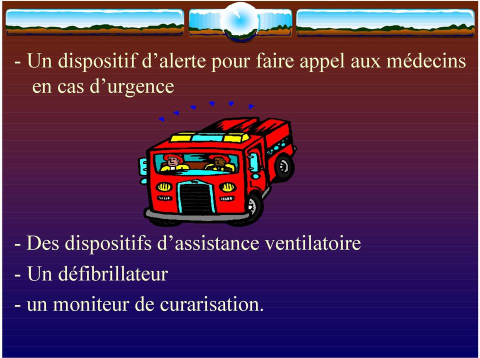 dispositifs d assistance ventilatoire -