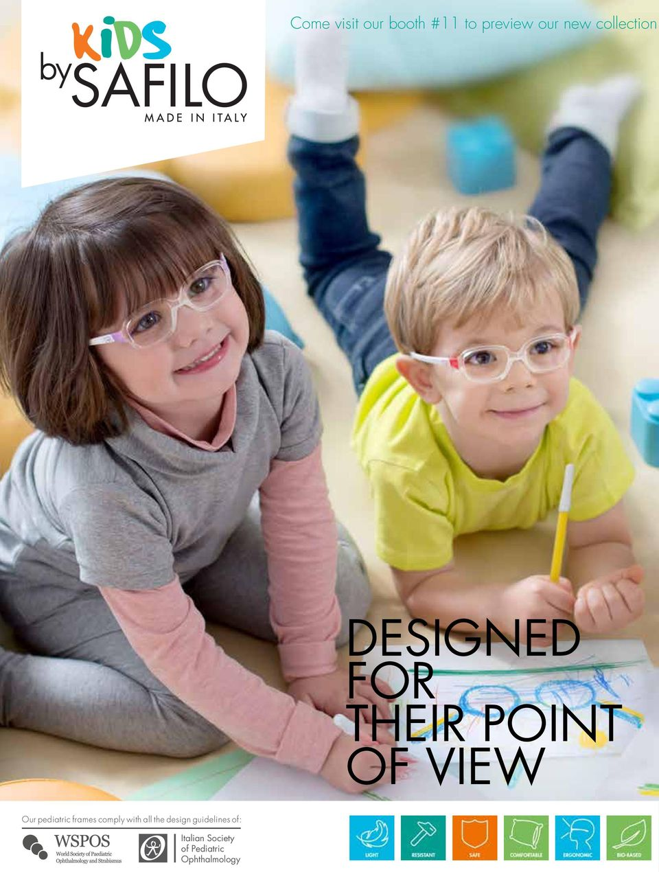 pediatric frames comply with all the design
