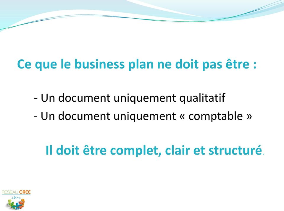 qualitatif - Un document uniquement