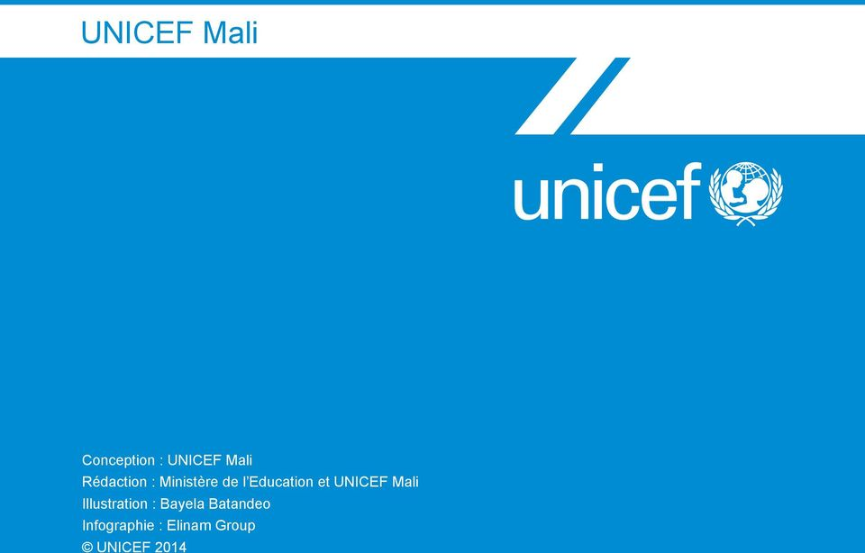 UNICEF Mali Illustration : Bayela
