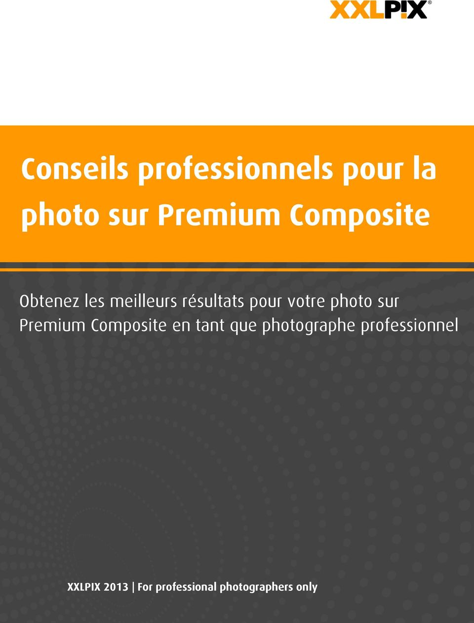 photo sur Premium Composite en tant que photographe