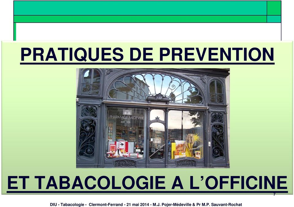 TABACOLOGIE A