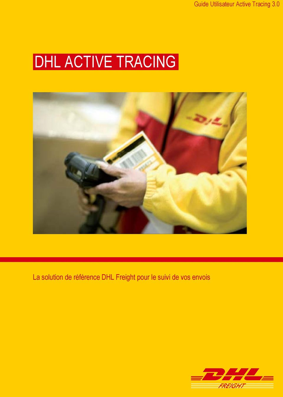 0 DHL ACTIVE TRACING La