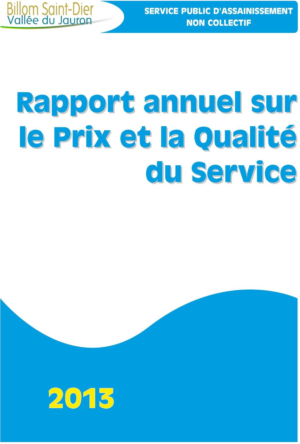 COLLECTIF Rapport annuel