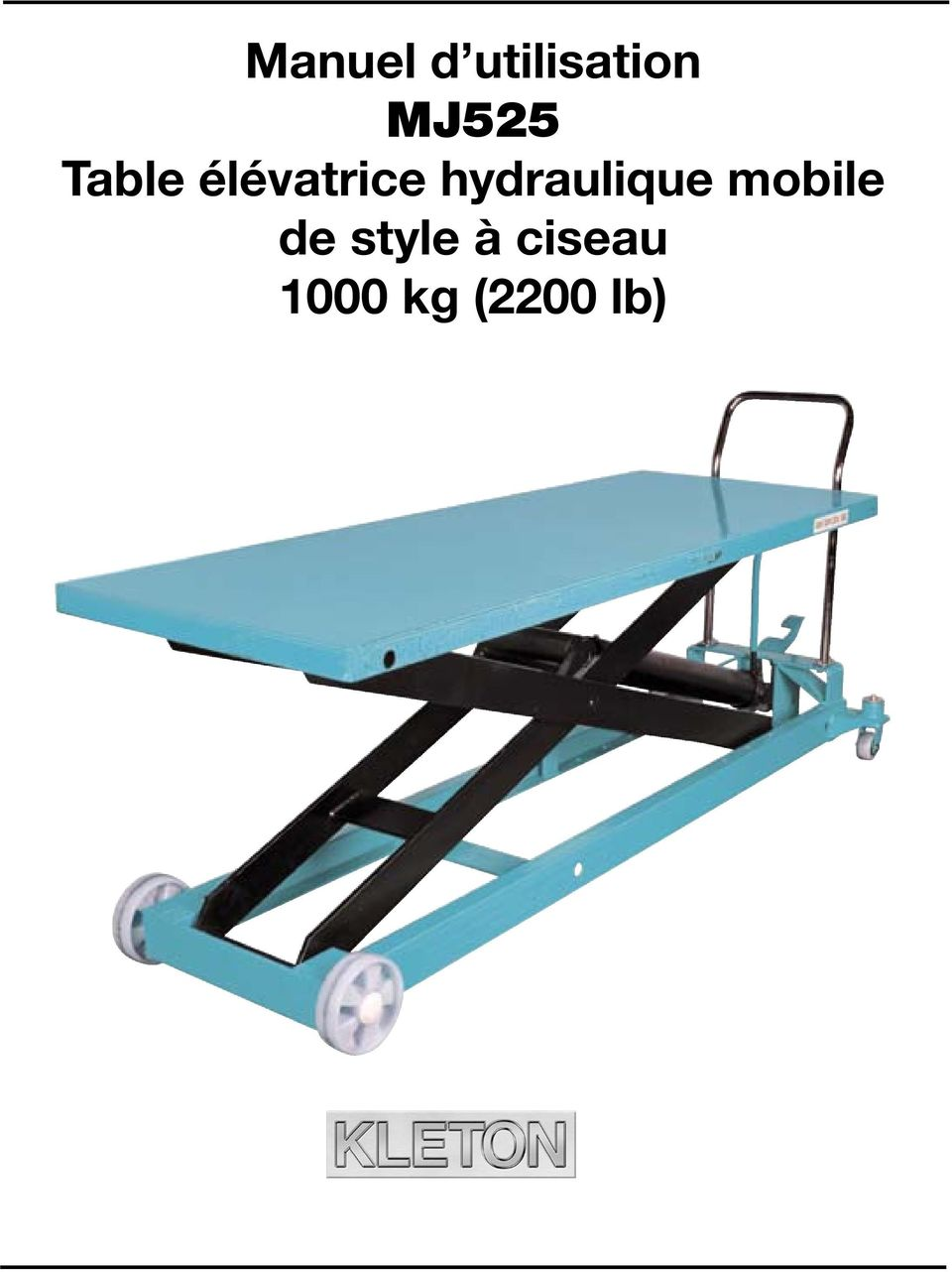 hydraulique mobile de