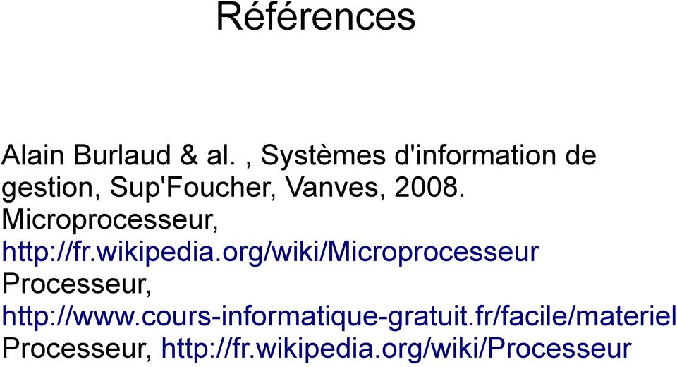 Microprocesseur, http://fr.wikipedia.